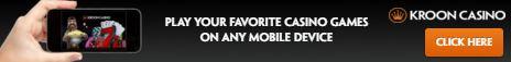 Mobiele spellen Kroon casino