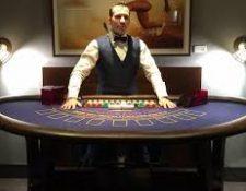 Croupier worden in het live casino